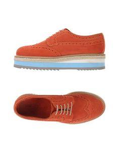 Обувь на шнурках Serjio