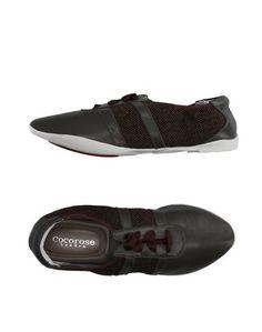 Низкие кеды и кроссовки Cocorose London