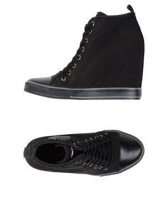 Высокие кеды и кроссовки Dkny
