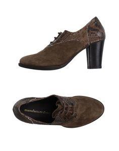 Обувь на шнурках Manufacture Dessai