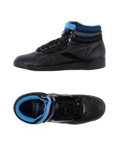 Высокие кеды и кроссовки Reebok