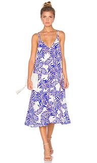 Платье миди summer breeze - Yumi Kim