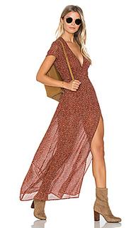 Макси платье flawless - WYLDR