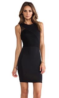 Платье в сеточку - Donna Mizani