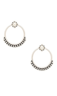 Versailles two piece hoop earring - Luv AJ
