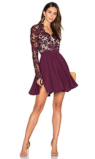 Платье rosale - STYLESTALKER