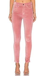 Вельветовые узкие брюки - Frankie
