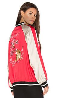 Двусторонняя куртка-бомбер beau - Bardot