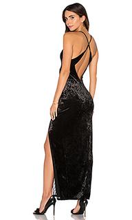 Макси платье farrah - ASTR