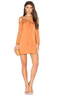 Платье с длинным рукавом in full light - The Fifth Label