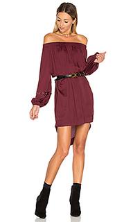 Платье с открытыми плечами san cerena - One Teaspoon