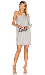 Платье с одним плечом luxe - BLAQUE LABEL