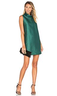Платье с высоким горлом - BLAQUE LABEL