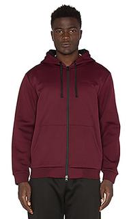 Bonded fleece hoodie - Stussy
