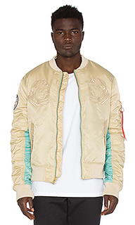 Куртка бомбер ma 1 - Billionaire Boys Club
