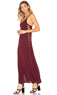 Платье миди uma - Cleobella