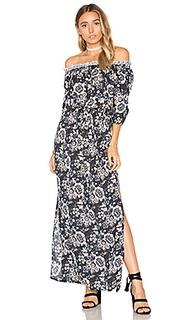 Макси платье sage - Tiare Hawaii