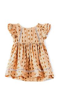 Платье hayley - Cleobella