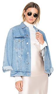 Джинсовая куртка jessie - AGOLDE