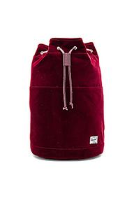 Бархатный рюкзак hanson - Herschel Supply Co.
