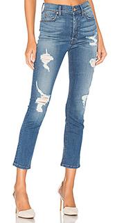 Облегающие джинсы с высокой посадкой riley - Level 99