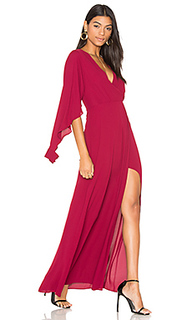 Open sleeve gown - BCBGMAXAZRIA