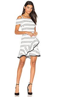 Мини юбка с рюшами jupiter - Rebecca Vallance