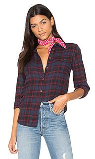 Джинсовая рубашка на пуговицах mya - Paige Denim