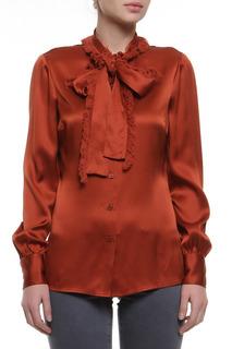 Блуза с воротником Tory Burch