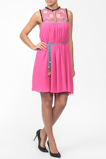 Платье,пояс Matthew Williamson