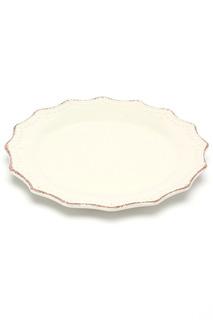 Тарелка обеденная Айвори 28 см H&H H&H