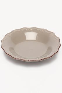 Тарелка суповая 21 см H&H H&H