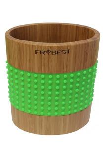 Контейнер бамбуковый овальный Frybest