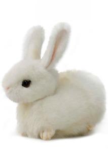Заяц, 17 см Hansa
