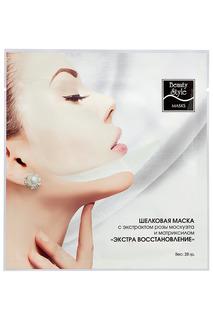 Шелковая маска Beauty Style