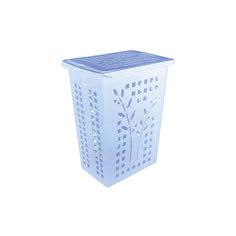 Корзина для белья 30л. , Alternativa, голубой