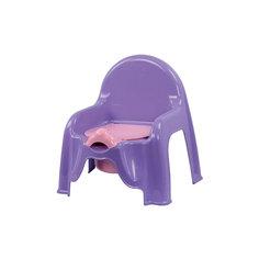 Горшок-стульчик , Alternativa, св.фиолетовый