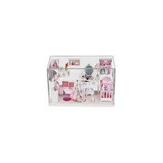 """Скрапбукинг-набор для создания миниатюры """"Комната принцессы"""" Белоснежка"""
