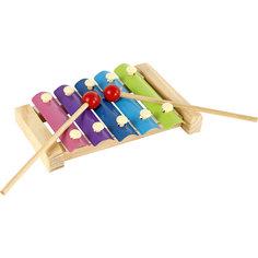 Ксилофон деревянный, 5 тонов, Shantou Gepai