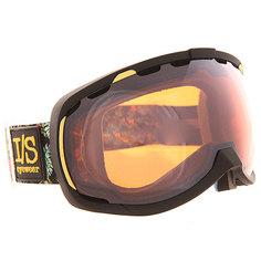 Маска для сноуборда I/S Eyewear Bomber Nw Matte Black Hawaiian Bronze