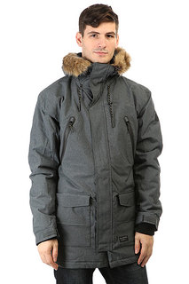 Куртка парка Billabong Tumbolt Parka Anthracite
