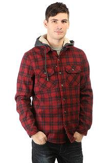 Рубашка утепленная Billabong Curtis Ls Brick