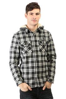 Рубашка утепленная Billabong Curtis Ls Black