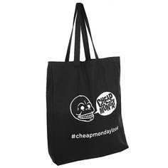 Сумка женская Cheap Monday Tote Bag Black