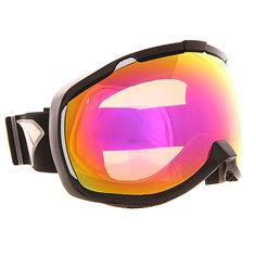 Маска для сноуборда I/S Eyewear Bomber Nw Icon Black Pink Mirror Bronz