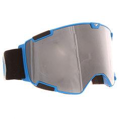 Маска для сноуборда I/S Eyewear Crew Nw Icon + Bonus Lense Matte Iris Blue Silver Smoke