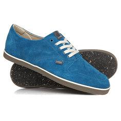 Кеды кроссовки низкие Element Topaz Suede Blue