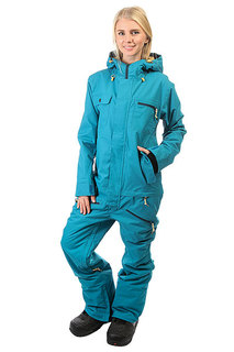 Комбинезон женский Airblaster Freedom Suit Ocean Insulated