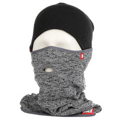 Маска Airhole Airtube Ergo Sweater Heather Grey