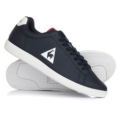 Кеды кроссовки низкие Le Coq Sportif Courtone S Lea Dress Blue